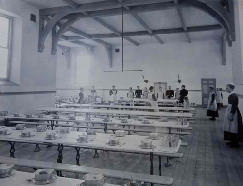 George Müller Orphanage: The Dining Room