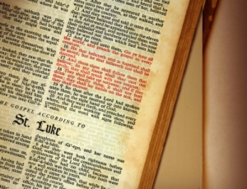 The Gospel According To Luke – Part 14