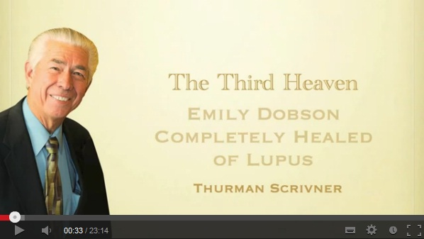 emily dobson completely healed of lupus