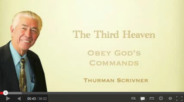 obey gods commands