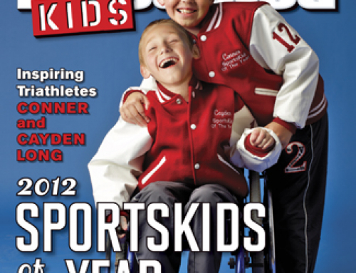 Sports Illustrated SportsKid of the Year 2012