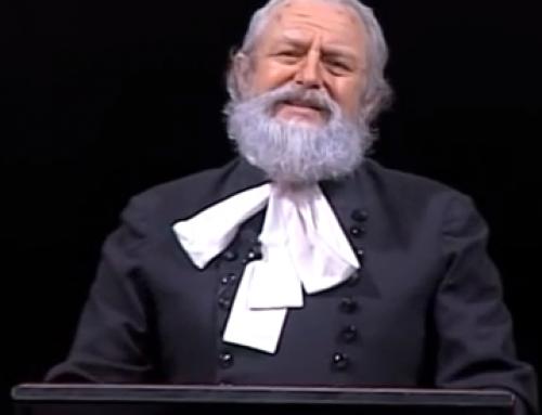 George Müller Reenactment